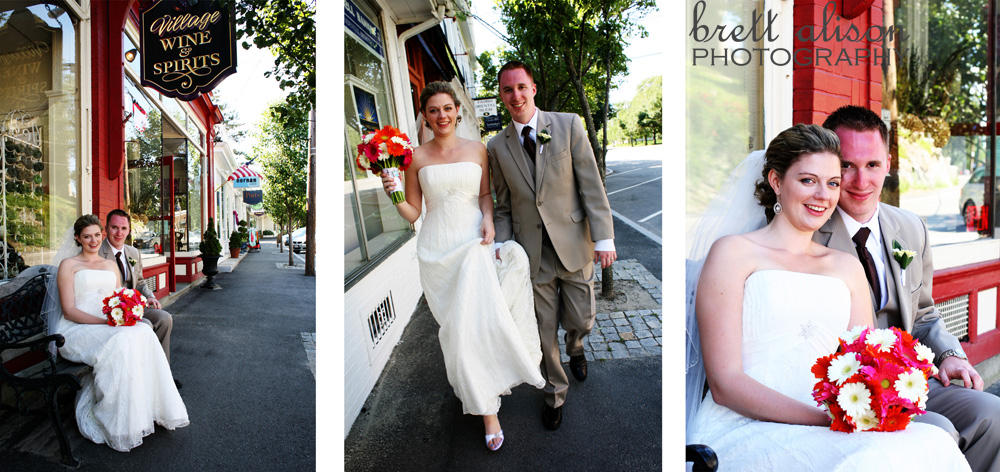 wedding photos in cohasset