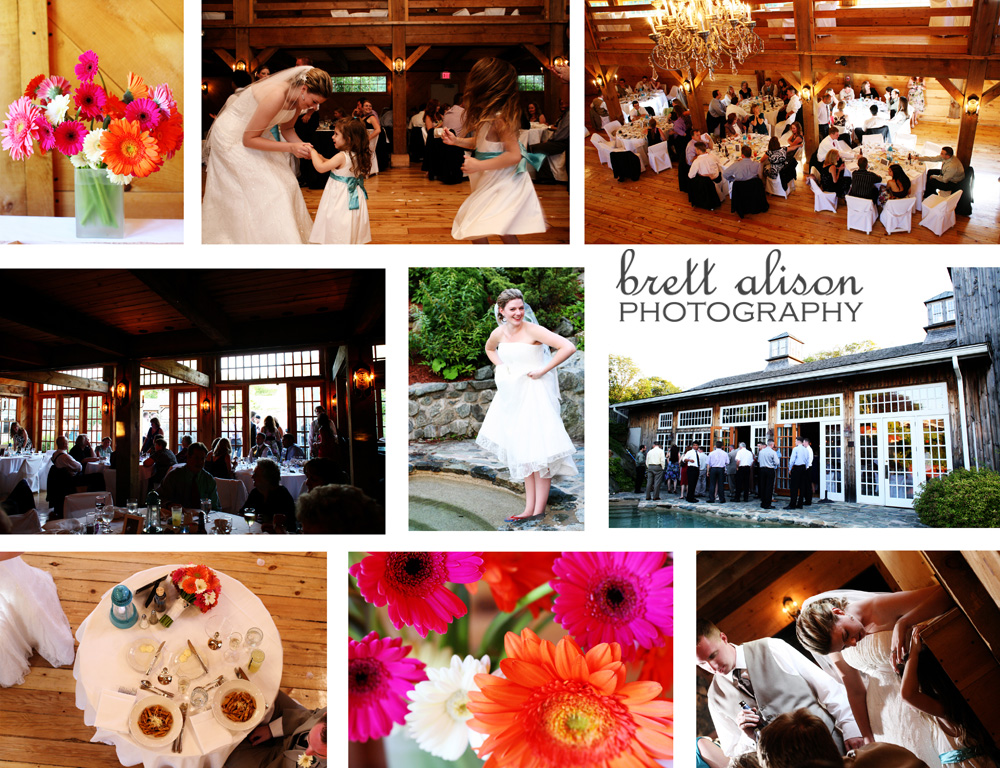 photos red lion inn wedding reception