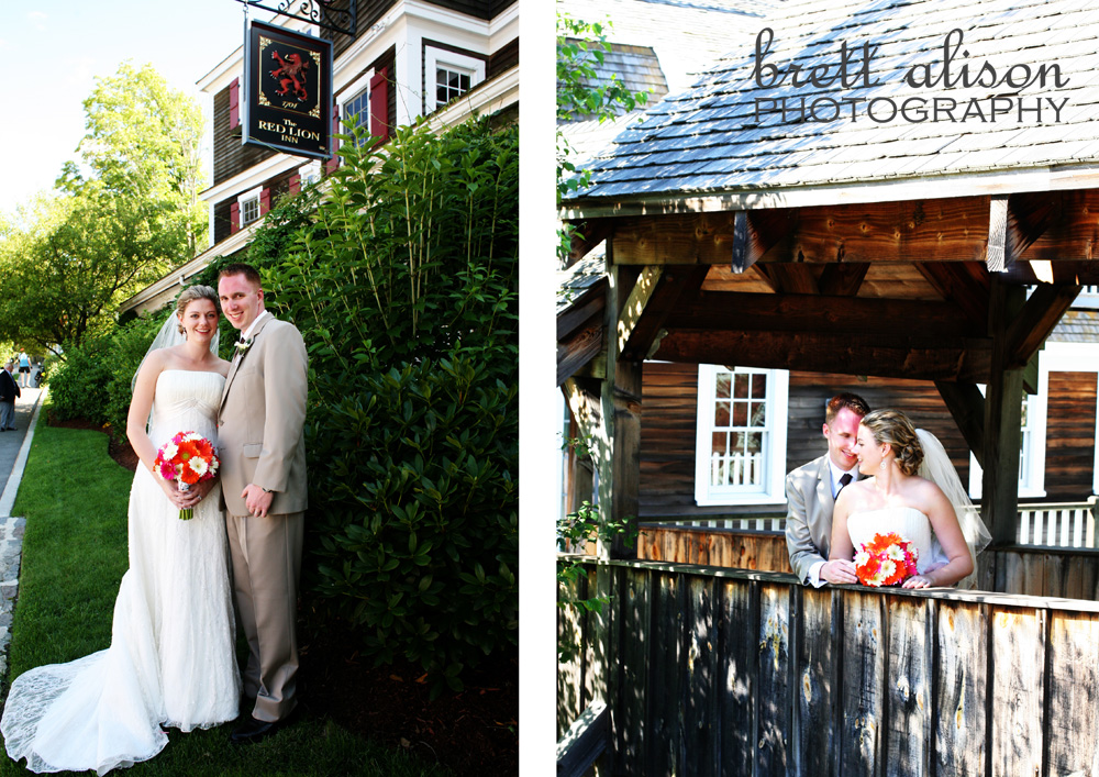 red lion inn wedding cohasset