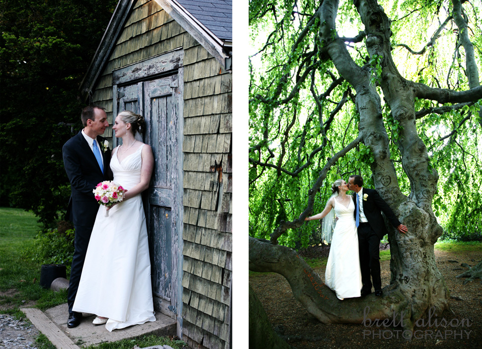 wedding photos glen magna farms in danvers massachusetts