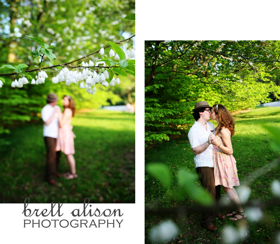 jamaica plain engagement photos