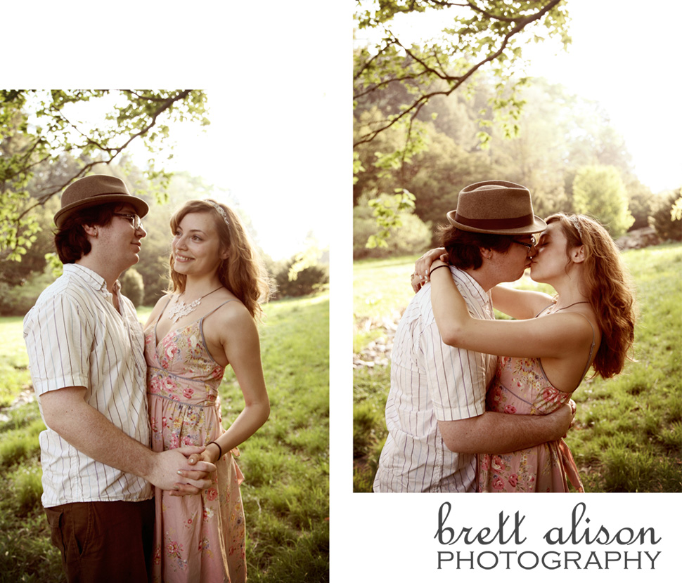 engagement photography jp arnold arboretum