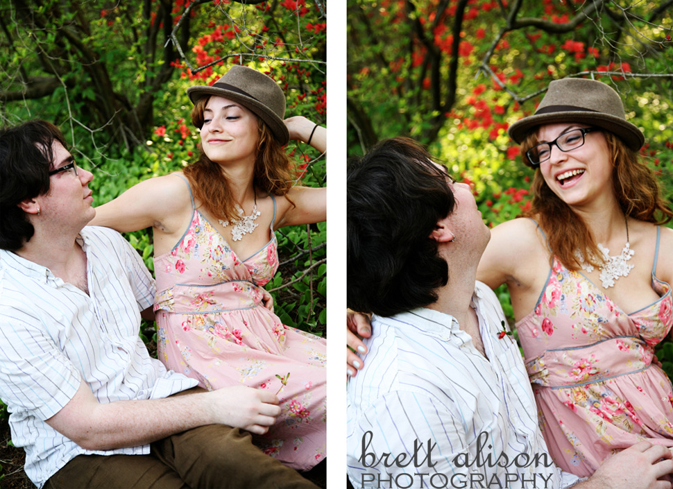 engagement photos arnold arboretum jp