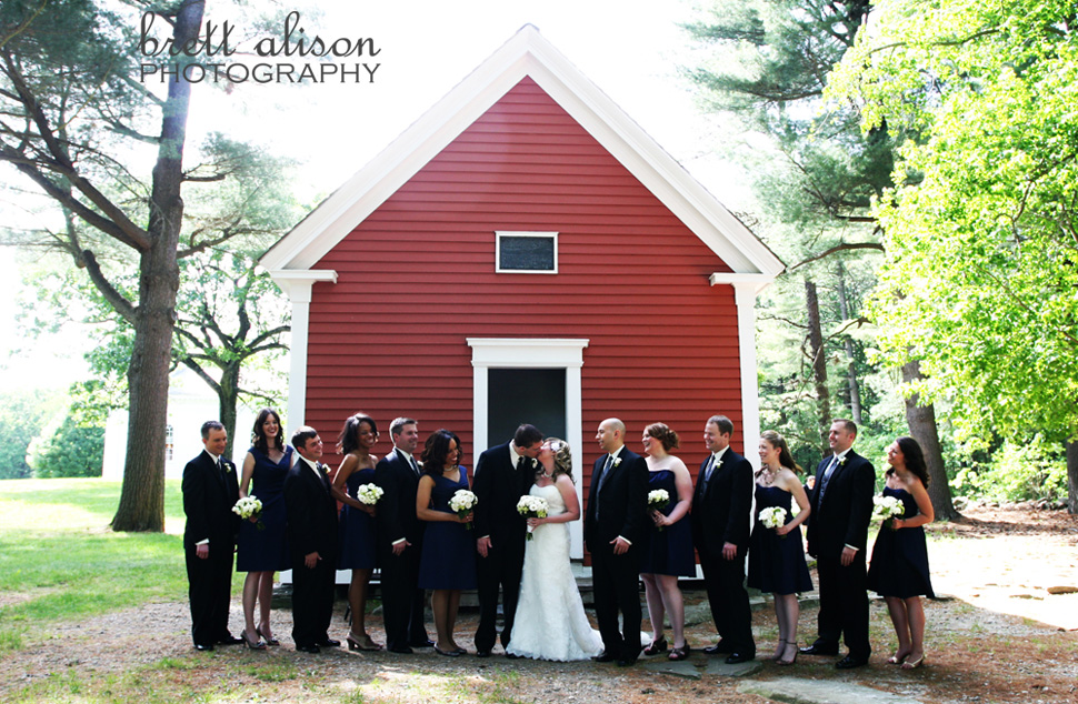 historic places for wedding massachusetts