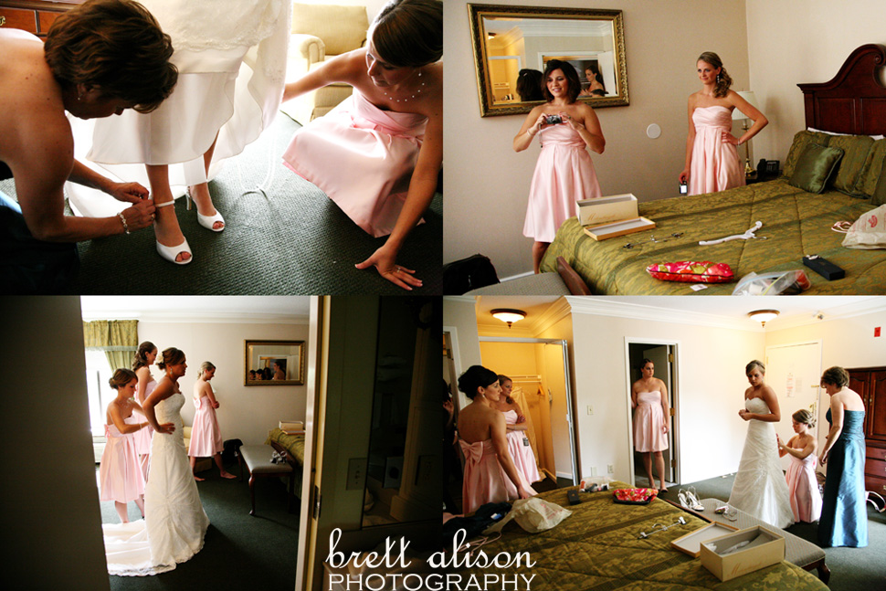 photos of bride's preparation, boston wedding photographer