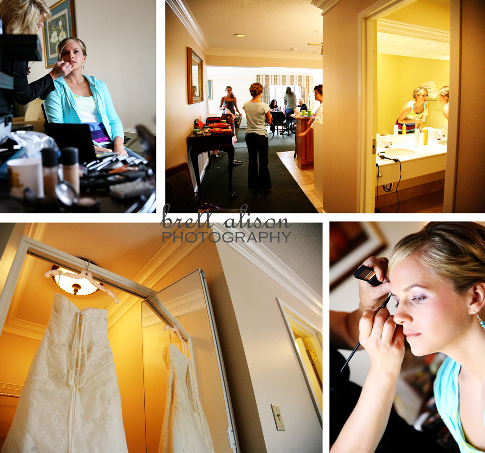 makeup and other details before wedding, massachusetts wedding photography