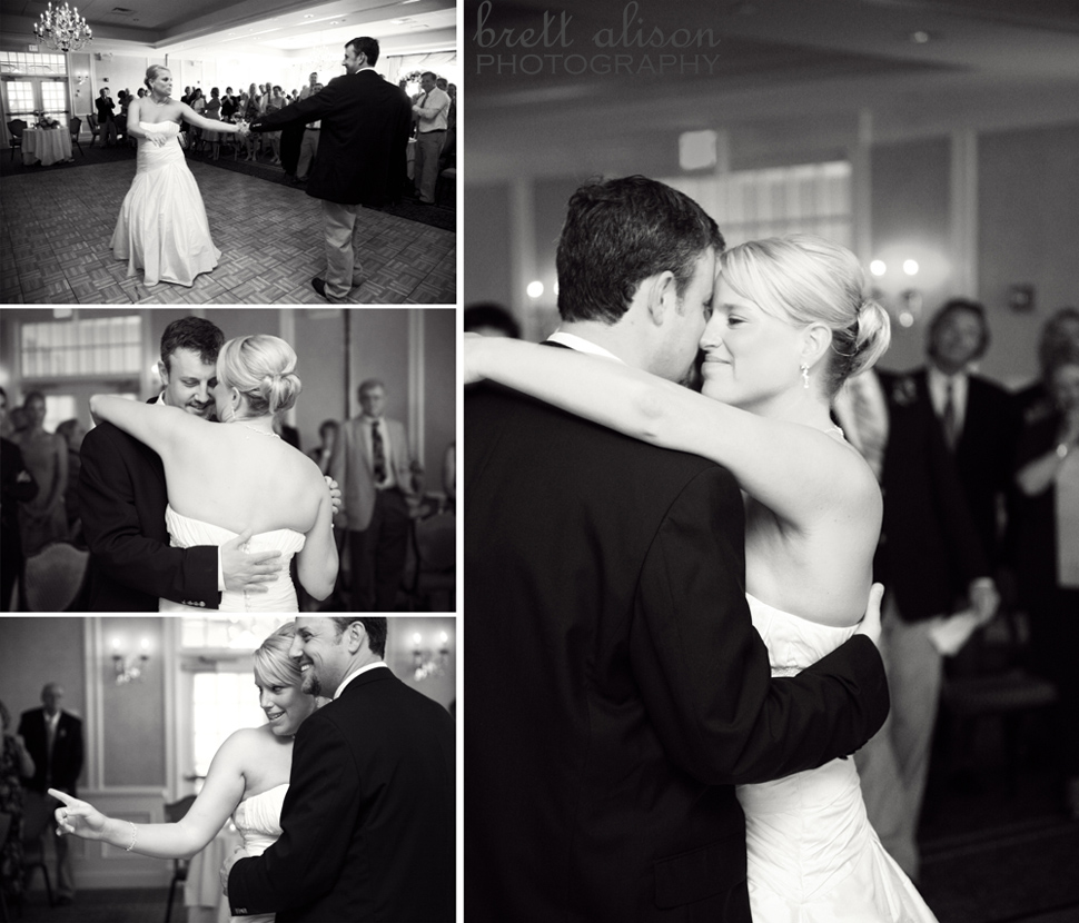first dance wedding new seabury