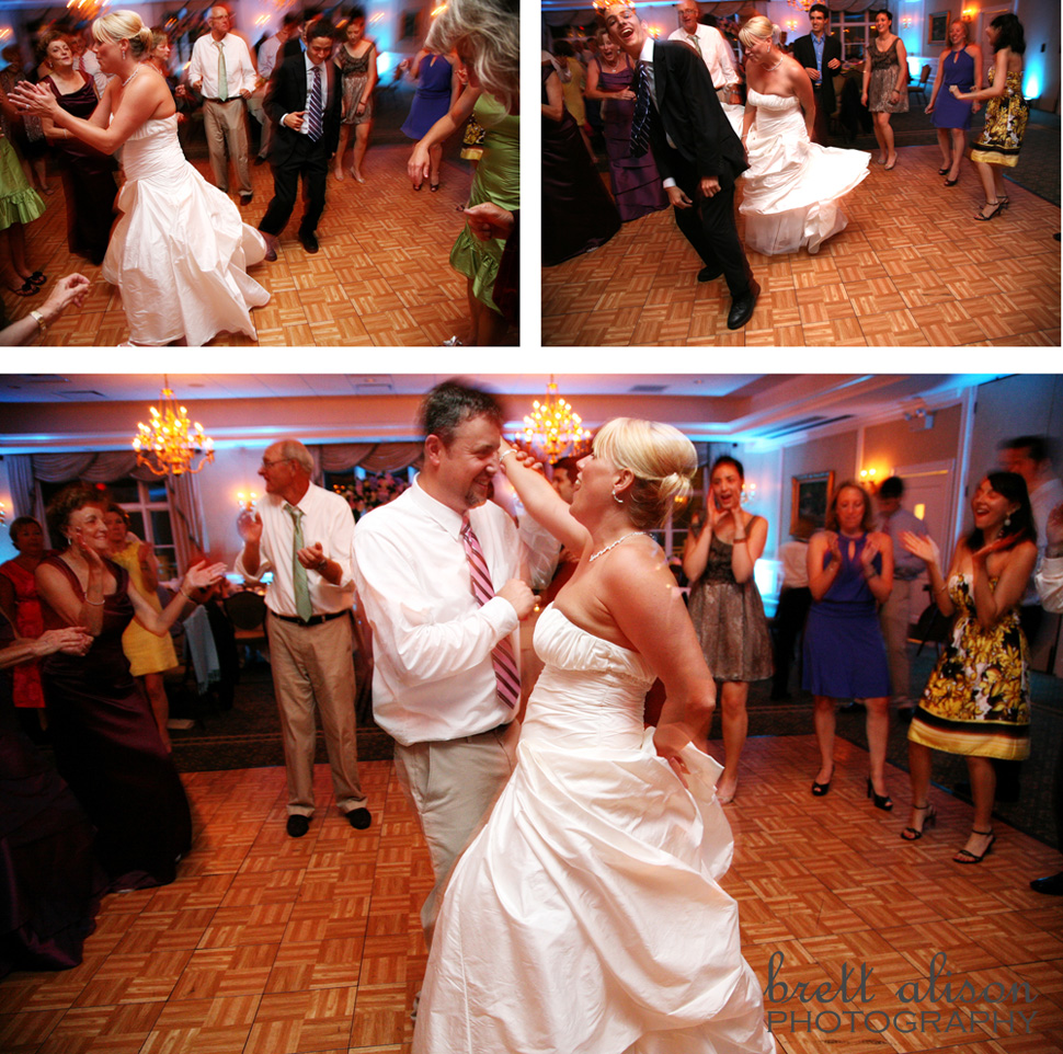 wedding reception new seabury mashpee