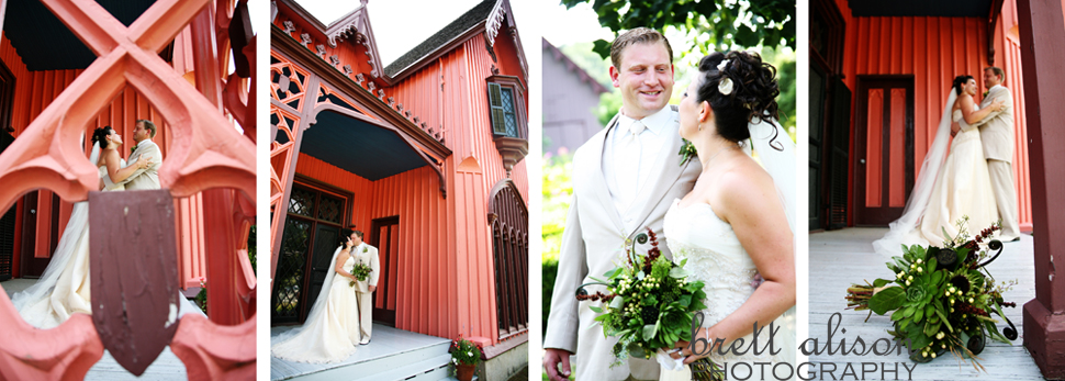 roseland cottage wedding ct