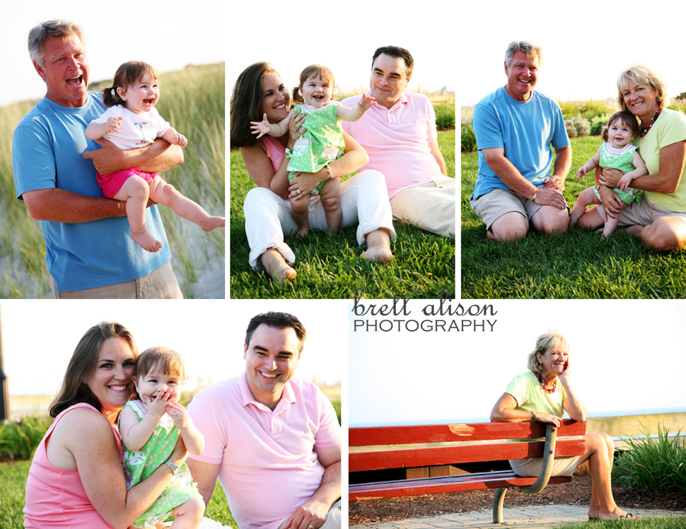 beach family photos cape cod