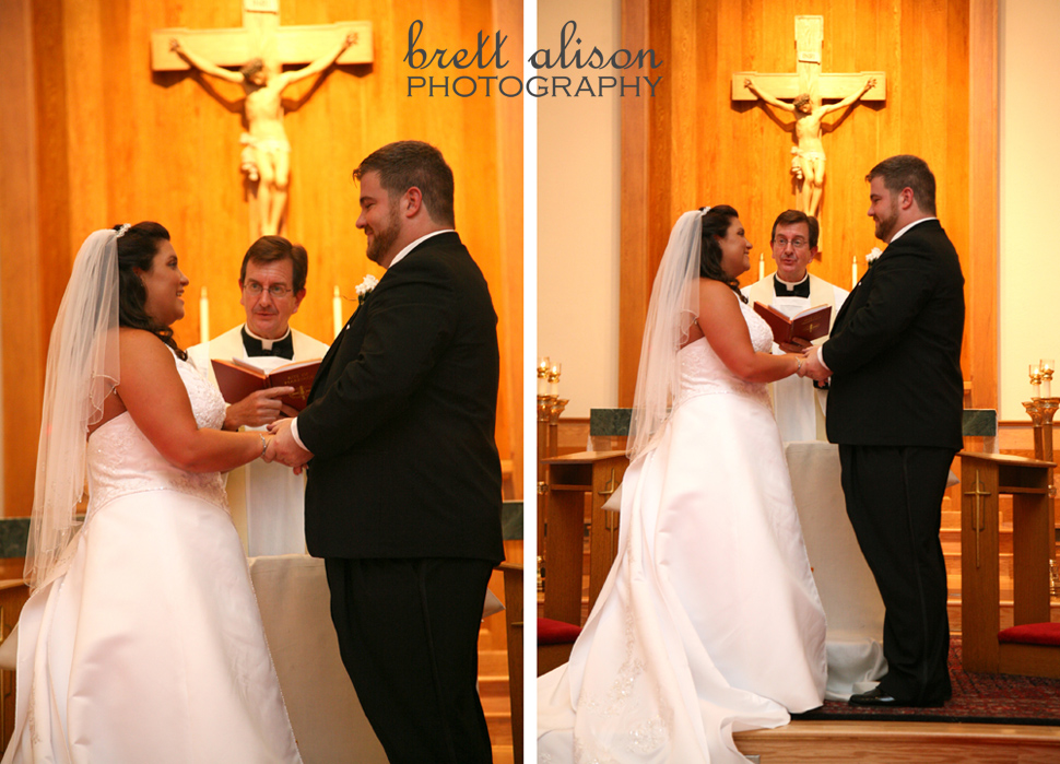 wedding church swampscott photos