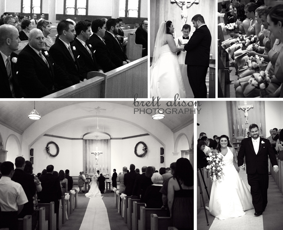 wedding ceremony swampscott church