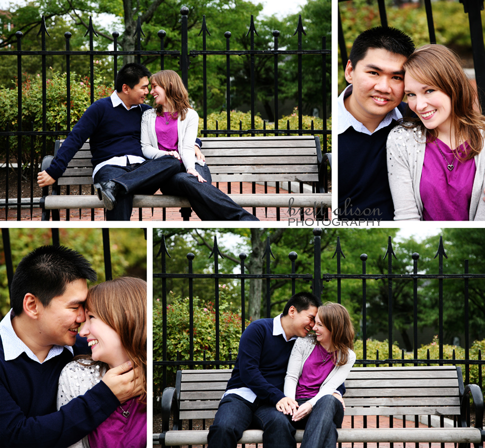 fun engagement photos boston