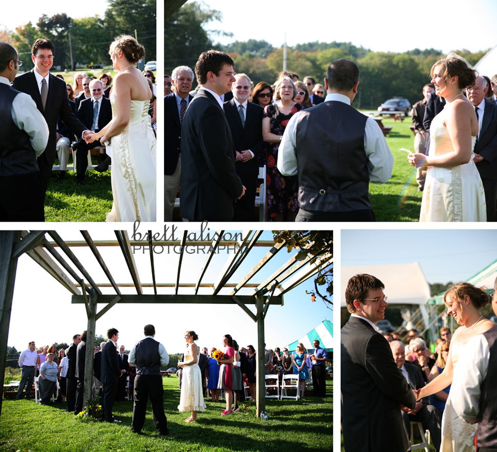 verrill farm wedding concord massachusetts