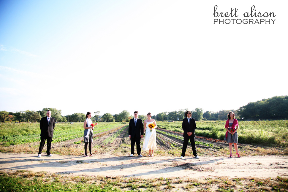 concord massachusetts farm wedding