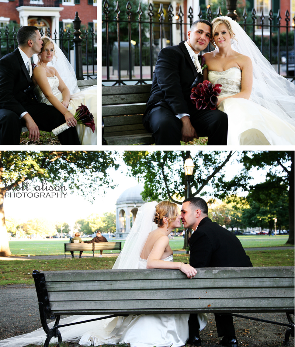 salem common wedding photos