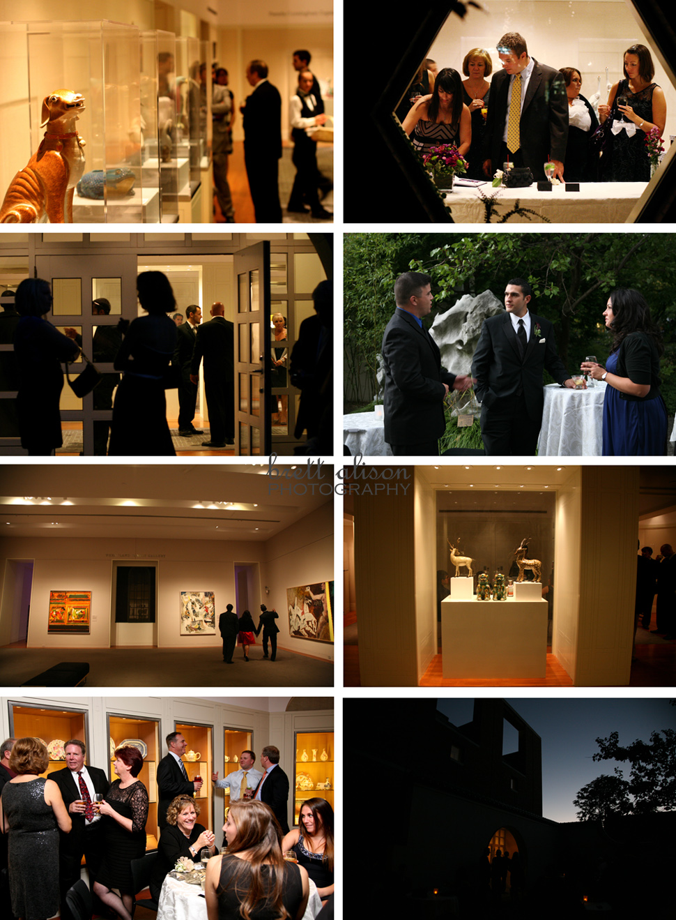 photos wedding peabody essex museum
