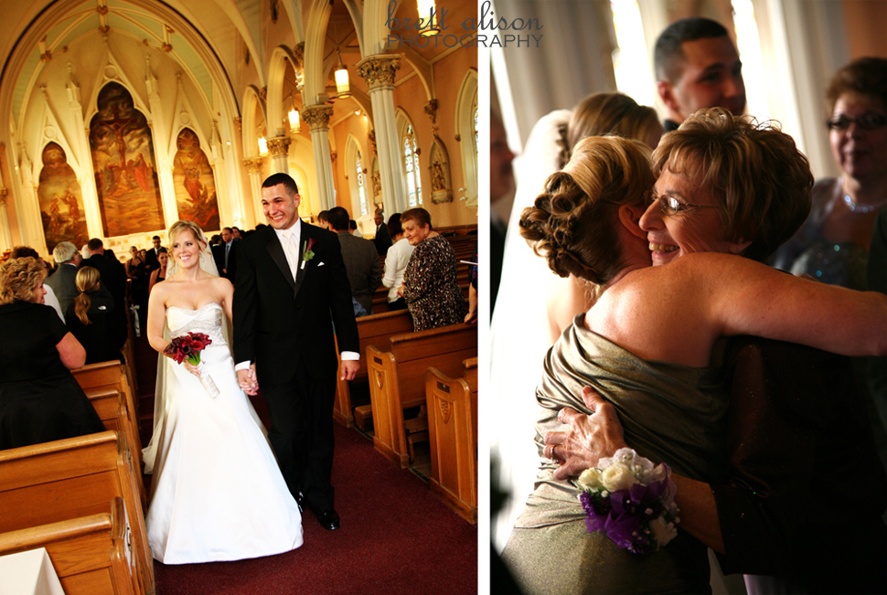 peabody church wedding photos