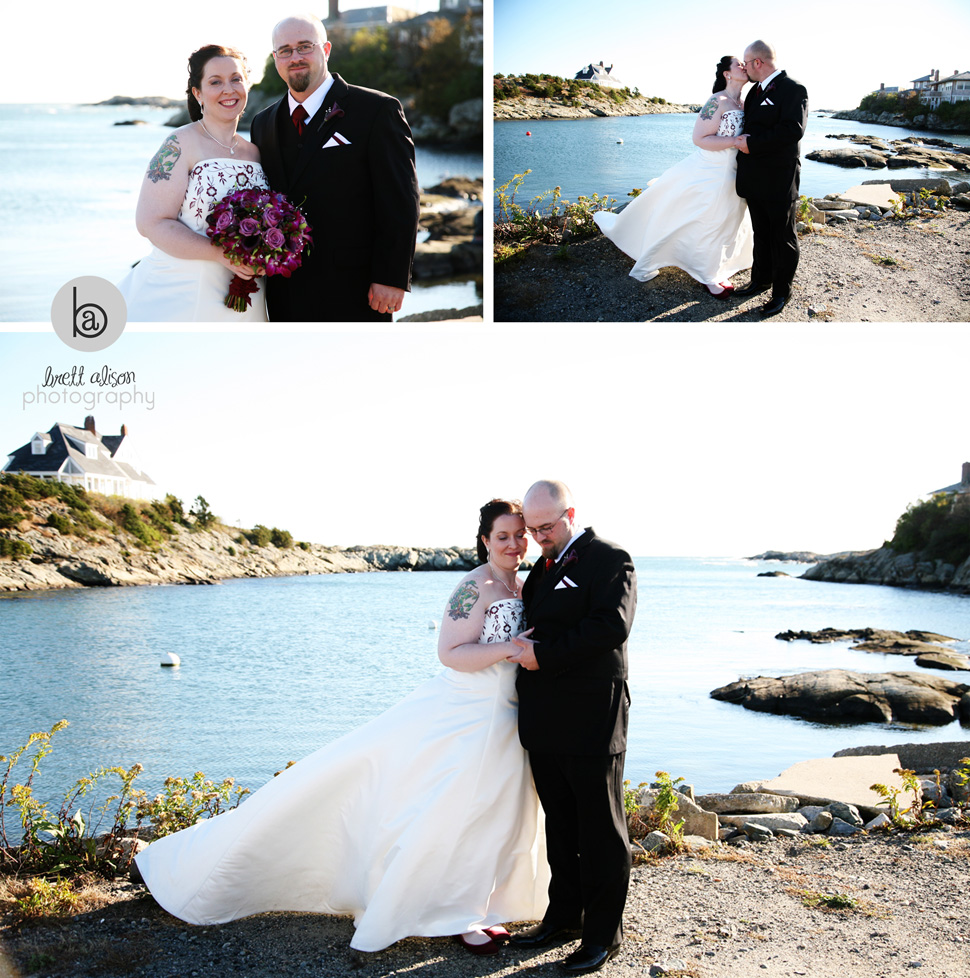 autumn wedding in newport