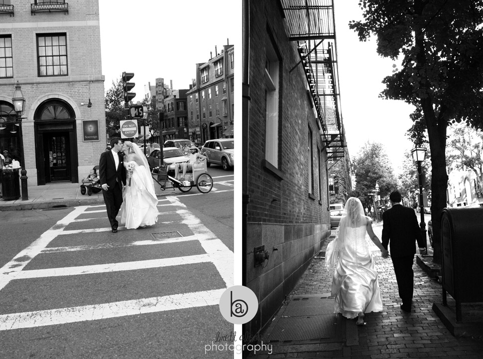 wedding photos beacon hill boston