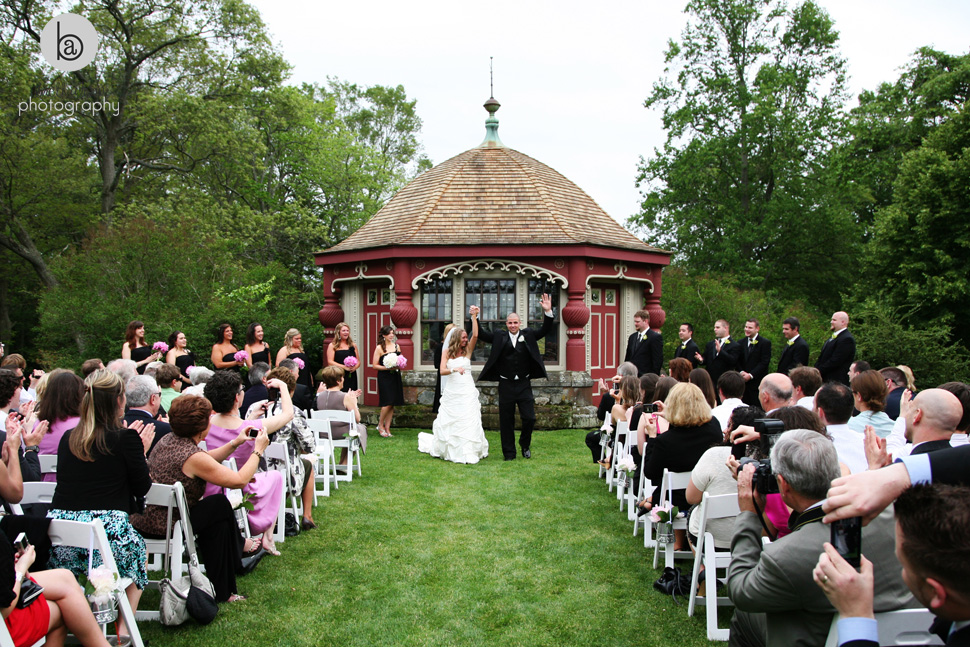 estate at moraine farm wedding
