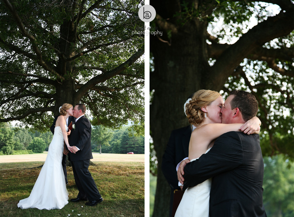 hampshire college amherst wedding photos