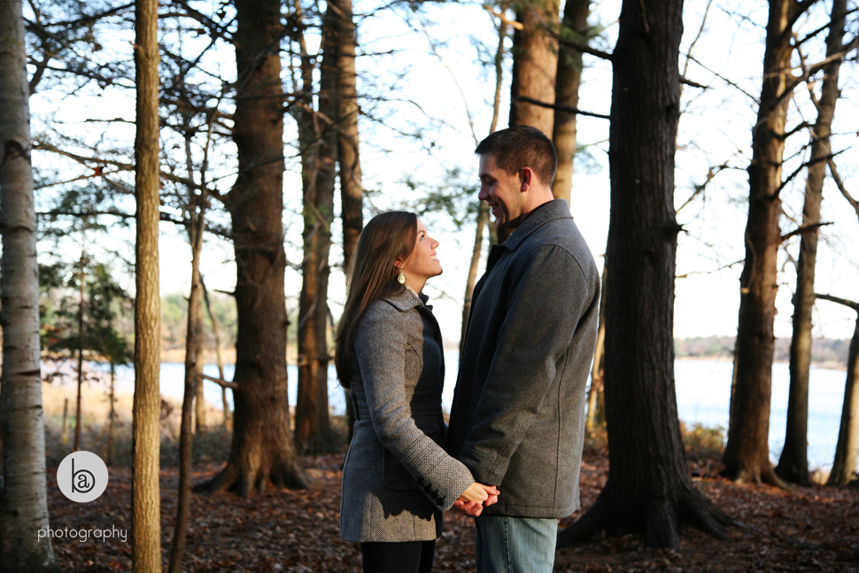 deer island newburyport engagement photos