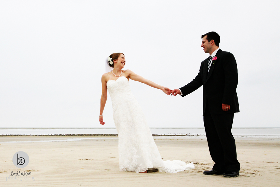 cape cod wedding photos