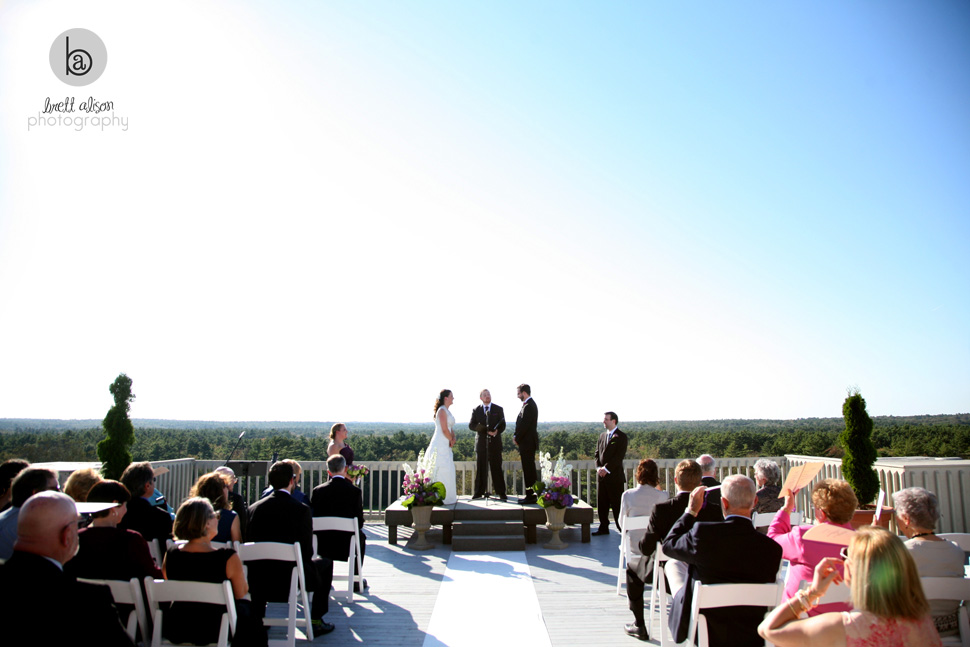 wedding at hawthorne country club dartmouth