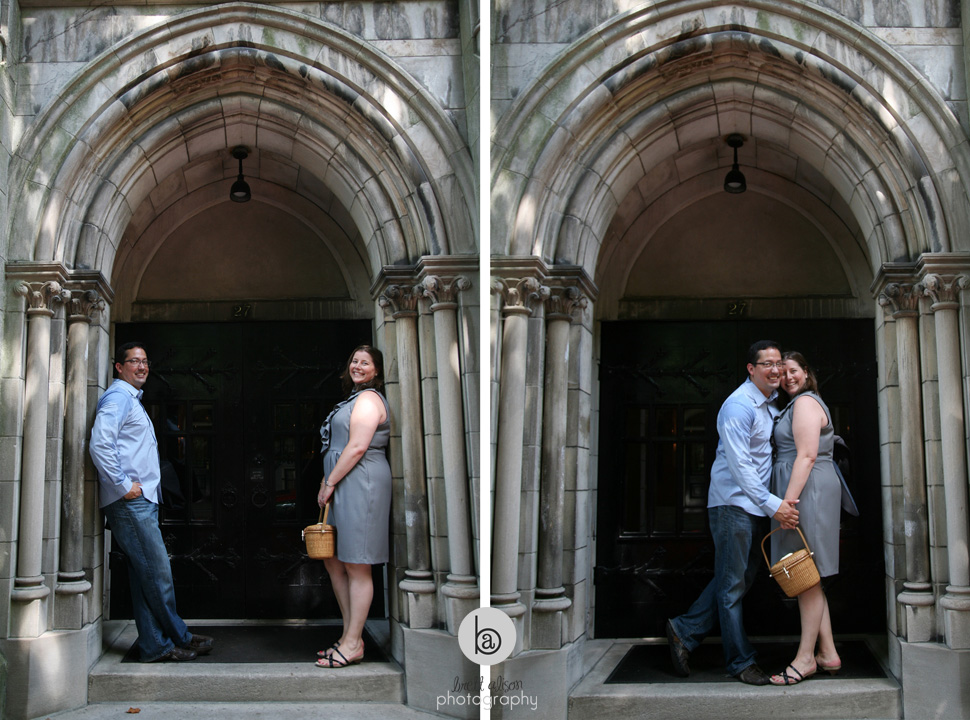 creative engagement photos boston