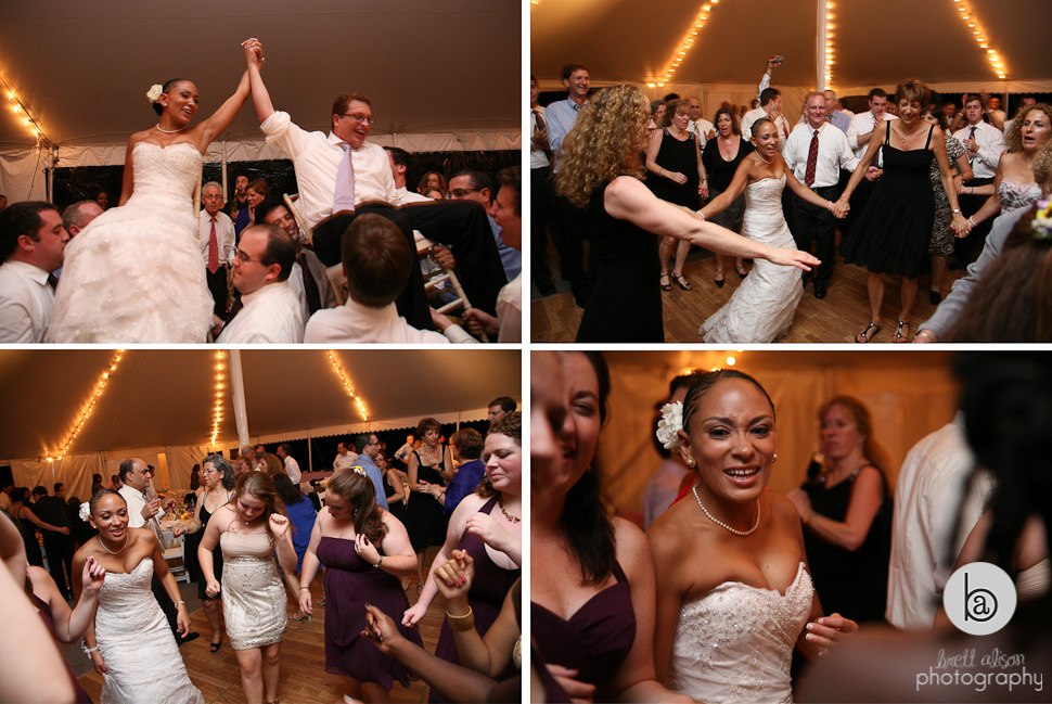 wedding at gore place waltham