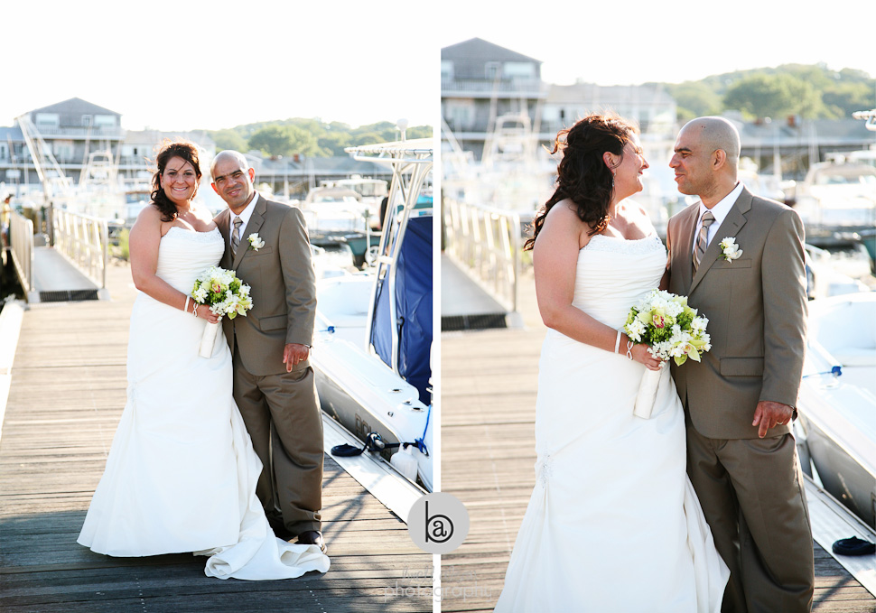 nautical wedding gloucester ma