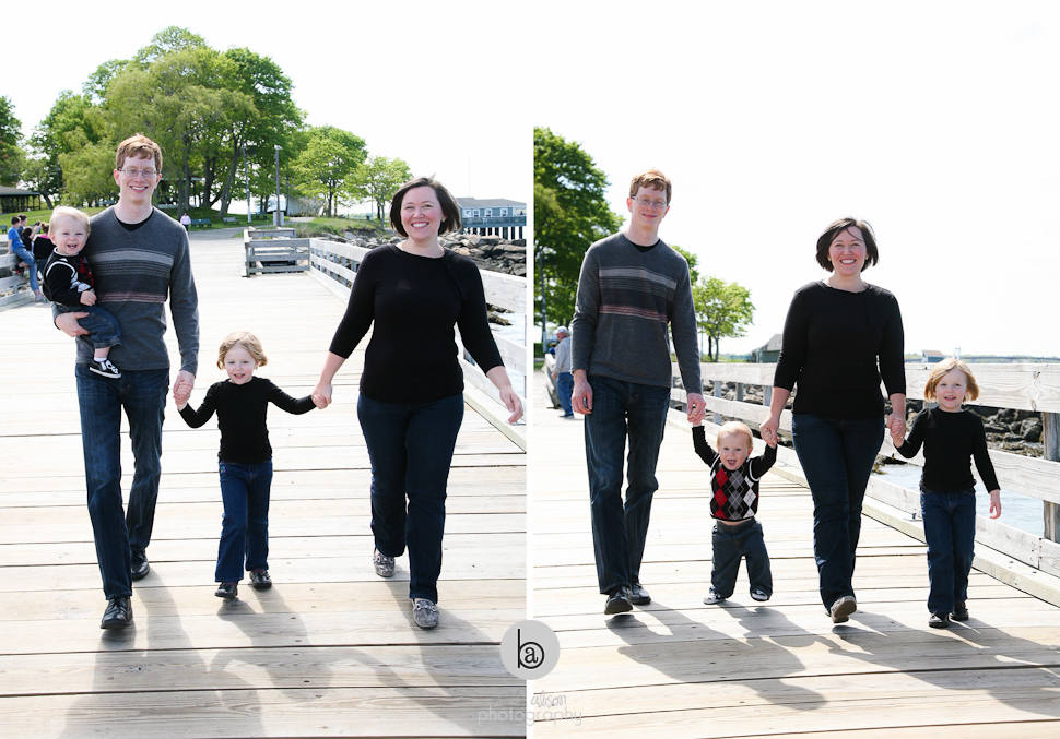 boardwalk family photos salem