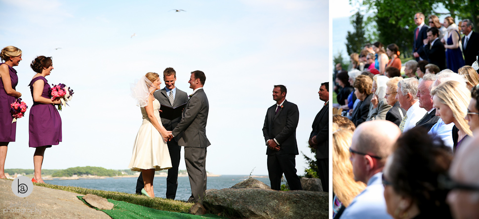 wedding in mystic ct