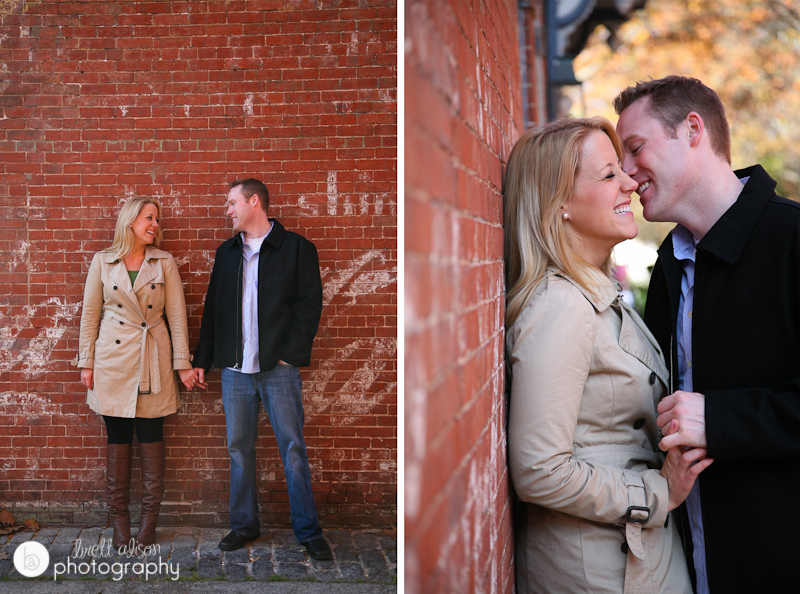 newburyport engagement session photos
