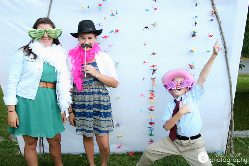 massachusetts wedding photobooth