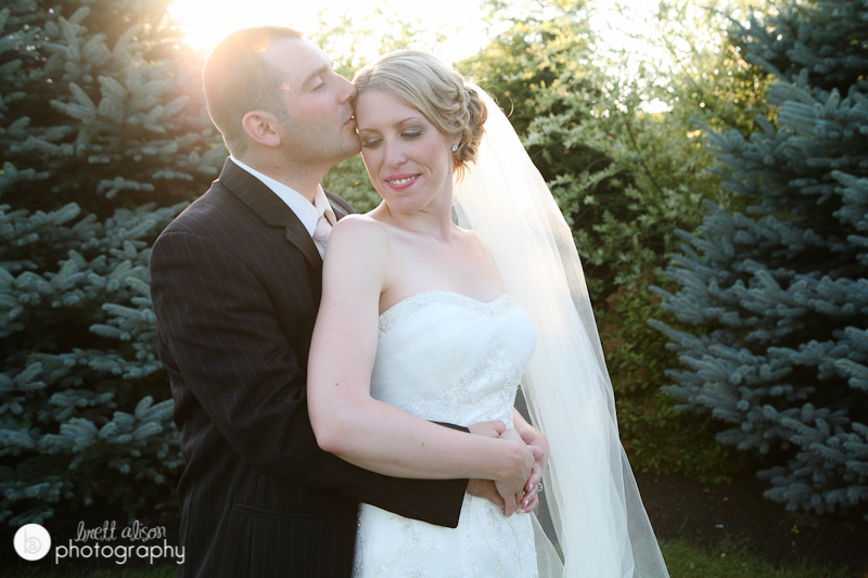 romantic wedding photos nh