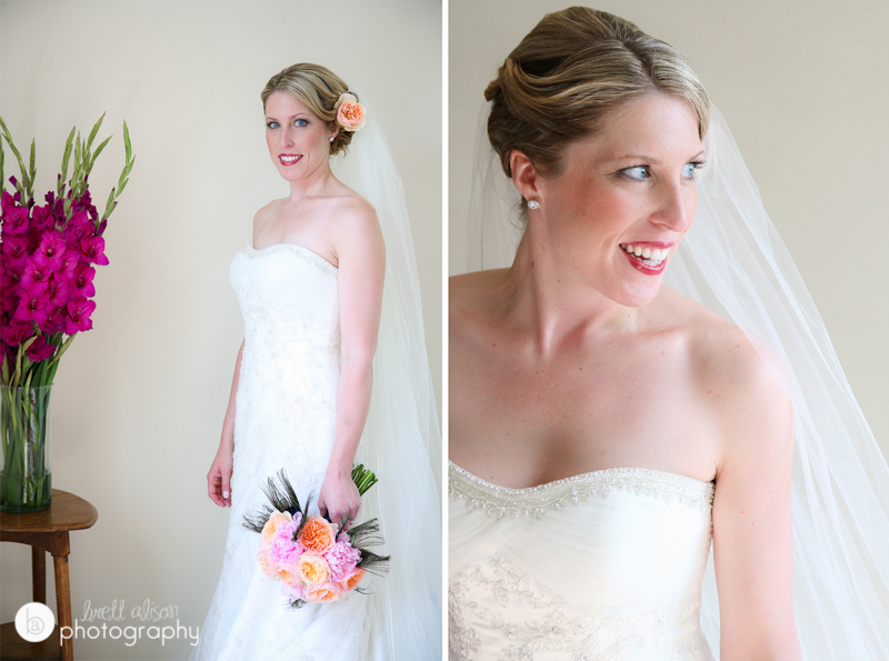 beautiful bridal portraits nh