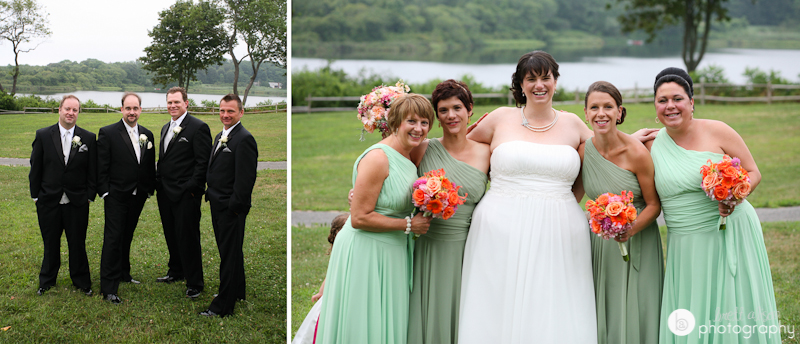 wedding photos at plimoth plantation