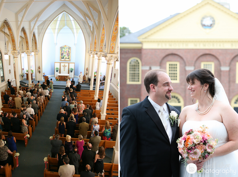 st peters church wedding
