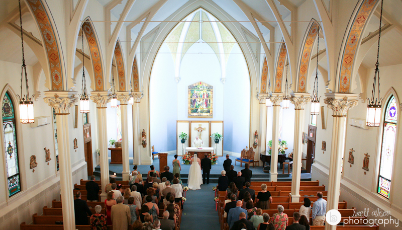 church wedding plymouth
