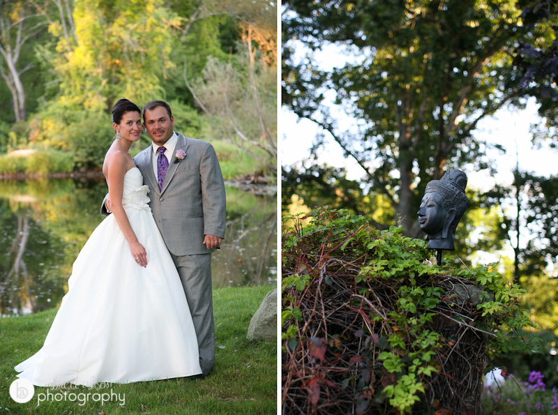 garden wayside inn wedding