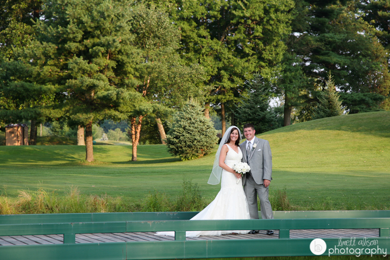 wedding photos on bride black swan cc