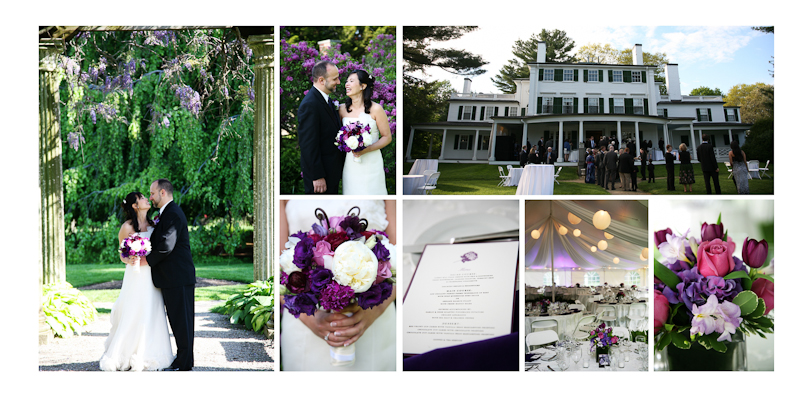 wedding at glen magna farms danvers