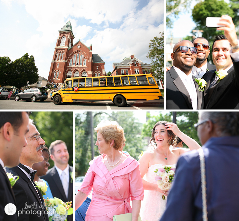 north andover wedding photographer