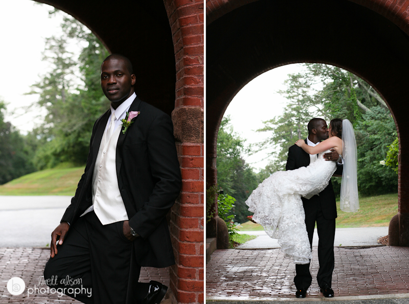 wedding photos at stevens estate north andover