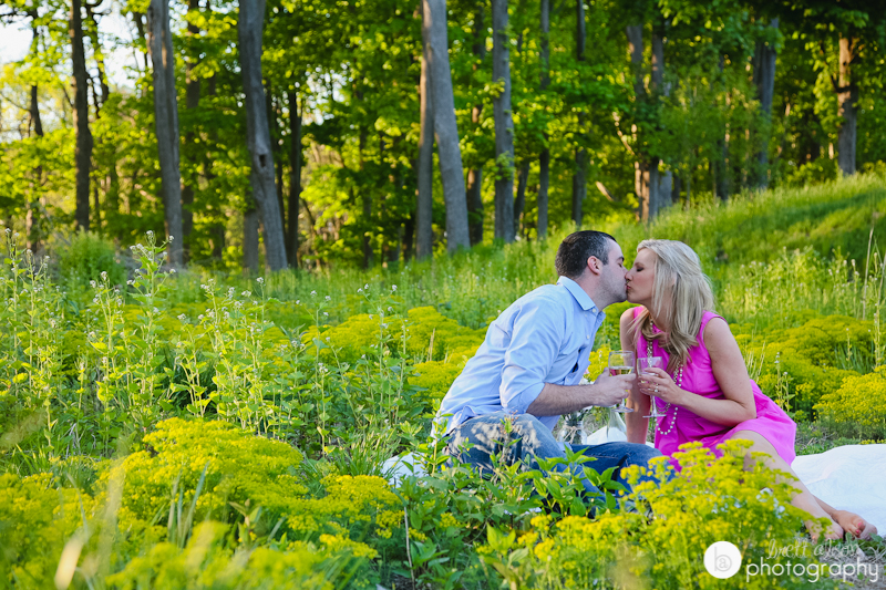 fun engagement photos crane estate