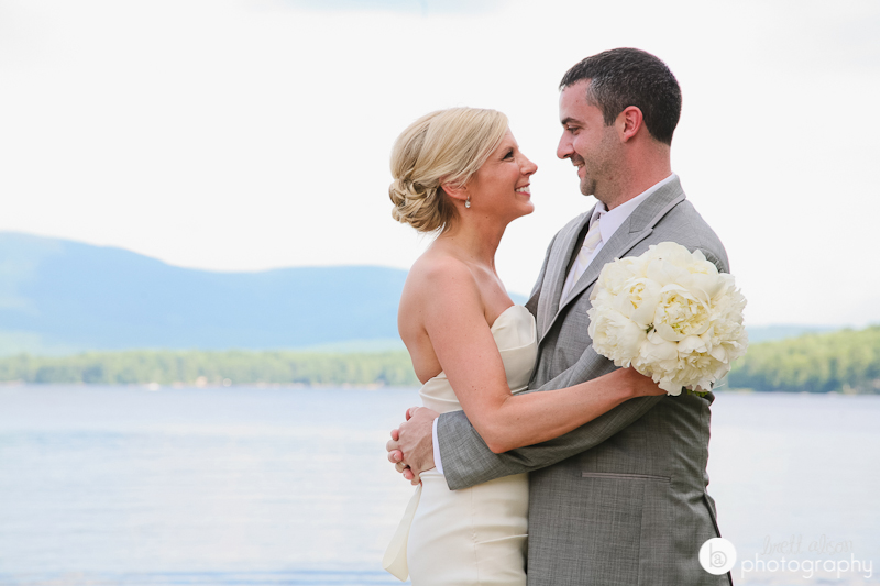 nh white mountains wedding