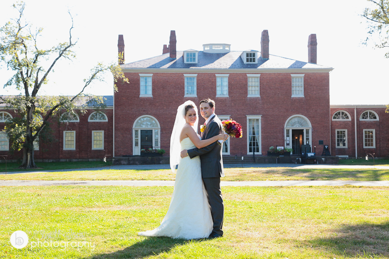 gore mansion waltham wedding