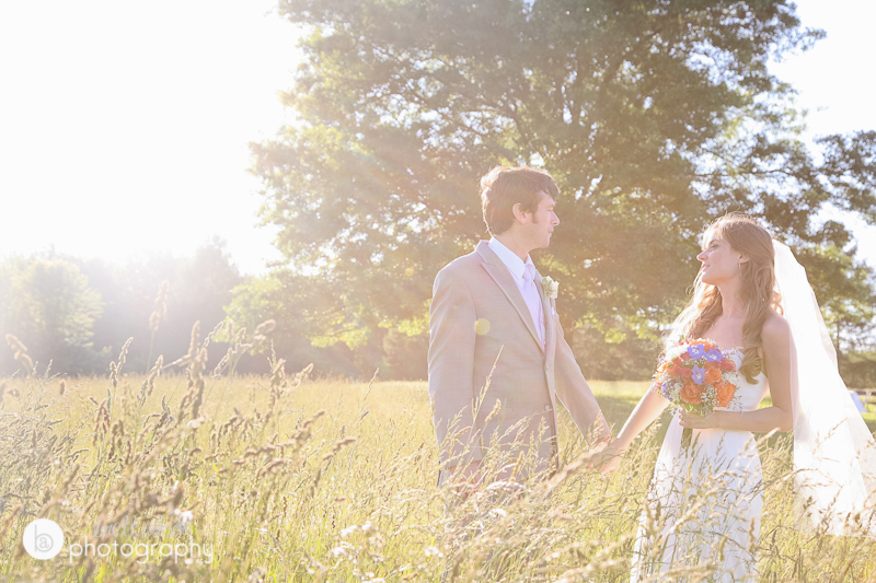 outdoor wedding at red barn hampshire